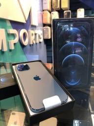 Título: IPhone 12 Pro 128GB Novo Lacrado com 1 ano de Garantia apple