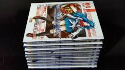 Full Metal Panic Sigma - Coleção Completa do manga (1 a 9)