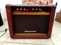 Amplificador de guitarra/baixo Oneal
