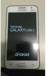 Samsung Core 2 Duos - 4 GB - Branco - GSM