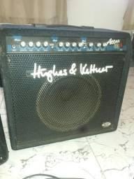 Amplificador hughes kettner attax 80