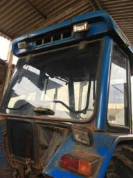 Cabine Aral New Holland TL 75 A 95 ano 2012