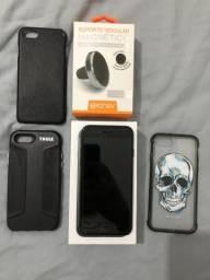 Vendo IPhone 7 Black 128G