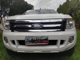 Ford Ranger cabine dupla Xlt 2.5 flex 2014 - 2014