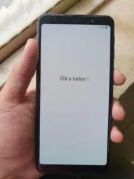 3b984529b9 Galaxy A7 2018 com nota fiscal e garantia 3 meses de uso