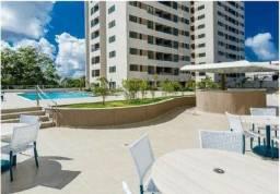 Apartamento 3 quartos + dependecia completa no Condomicio Parque Cidade Jardim