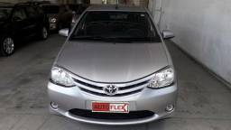 Toyota Etios XS At 1.5 2017 - 2017