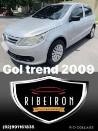 Gol trend 2009 completo - 2009