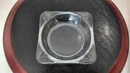 Cinzeiro em vidro Baccarat