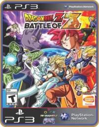 Título do anúncio: Ps3 Dragon Ball z: Battle of Z