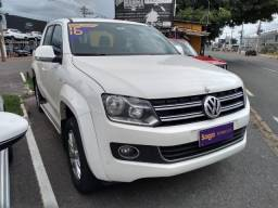 Amarok 2.0 highline 4x4 cd 16v turbo intercooler diesel 4p automatico - 2016