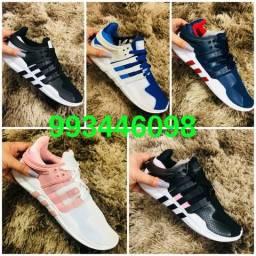 0220112b1f Líquida tênis adidas equipment e adidas 3d