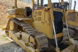 Trator de Esteiras D6R XL Caterpillar