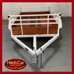 Xodózinho da Hitch Car ! Carretinha 1.20 x 1.60 Nova!