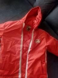 Jaqueta vermelha masculinas
