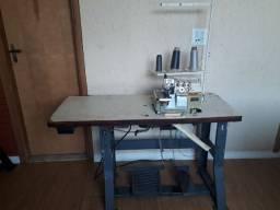 Maquina de Costura Overlock Semi-Industrial Siruba 110v - Passo Cartão