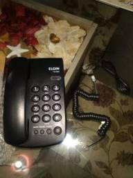 Vendo telefone novo Elgin