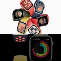 Modelo Apple_ Watch SE de 40 Linda @@@ Nova