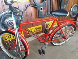 Bicicleta antiga caloi fiorentina