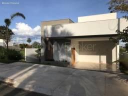 Casa em Condomínio para Venda em Senador Canedo, Residencial Vale Verde, 3 dormitórios, 1