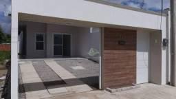 Casa com 3 dormitórios à venda, 96 m² por R$ 158.000,00 - Novo Ancuri - Itaitinga/CE