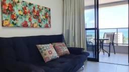 Apartamento com 1 dormitório à venda, 42 m² por R$ 420.000,00 - Ponta Verde - Maceió/AL