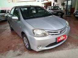 Toyota Etios Sedan XLS 1.5 Prata