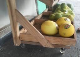 Expositor para frutaria