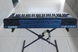 Teclado Arranjador MZ-X500 Profissional Casio