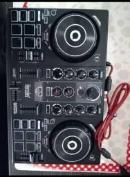 Controladora DJ Hércules Inpulse 200 nova