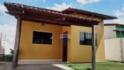 Casa à venda com 2 dormitórios em Santos dumont, Extremoz cod:CA0470