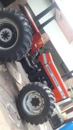Trator 275 ano 2004 4X4