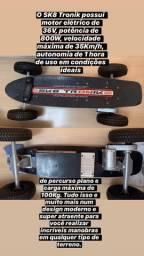 Skate elétrico SK8