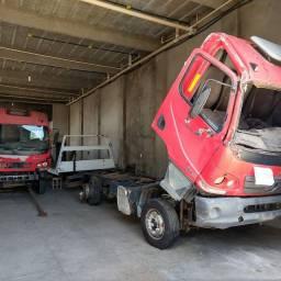 Sucata Mercedes Benz Accelo 815 2012/2012