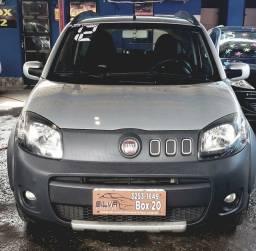 Fiat uno way motor 1.4 Completo entrada aparti de 1.000