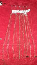 Semi jóias MAGOLD/ peças banhadas à ouro 18k