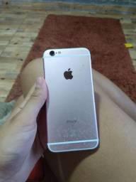 iPhone 6s rose *retirada de peça*
