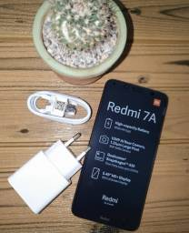Celular Xiaomi Redmi 7A 2GB Ram Tela 5.45 32GB Camera 12MP