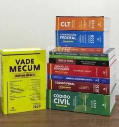 Coleção 2020 - Livros de Direito