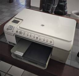 Impressora HP Photo Smart c5280 All-in-One (Aproveitar Peças)