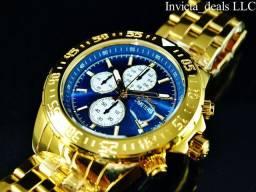 Relógio Invicta Masculino 48mm <br>Aviador MAVERICK