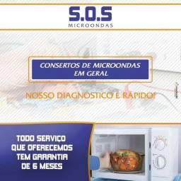 Consertos de Microondas