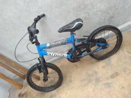 Bicicletas de criança usadas