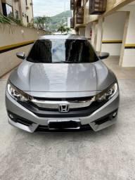 Honda Civic 2018 Prata 2.0 EX