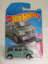 Hot Wheels van