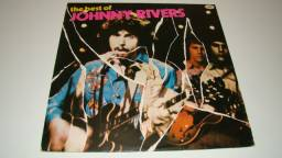 LP Vinil - Johny Rivers - The Best of Johny Rivers - 1.985 - 12 músicas