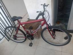 Vendo bicicleta (leia a descrição)