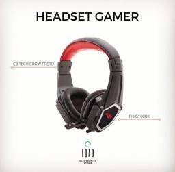 Headset Gamer Crow