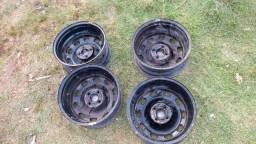 Rodas de ferro