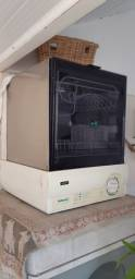 Lava louça enxuta,  modelo antigo  220 volts